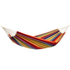 Buy the Barbados Double Hammock in Rainbow today! We offer a truly Unique Shopping Experience with Award Winning 5 Star Customer Service, Great Deals and Huge Savings! Fatboy Headdemock, Brazilian Hammock, Rainbow Bunting, Rainbow Baby, Baby Hammock, Mirror Photography, Double Hammock, Ways To Relax, Wow Products
