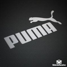 Pegatina Puma 2