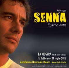 "La mansarda dei ravatti: #arte: ""Ayrton Senna. L'ultima notte"", una mostra ..."