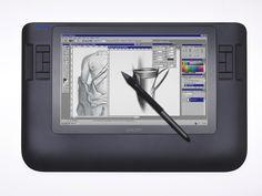[Tecnologia] Tablet wacom Bamboo - Porque nadie me regala en mis cumpleaños algo como esto :(