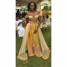"Cool African Traditional Wedding Dress 3,591 Likes, 17 Comments - I do Ghana (Ido Ghana) on Instagram: ""This bride's ... Check more at http://24myshop.ml/my-desires/african-traditional-wedding-dress-3591-likes-17-comments-i-do-ghana-ido-ghana-on-instagram-this-brides/"