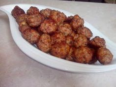 Cookbook Recipes, Cooking Recipes, Greek Meatballs, Mince Meat, Best Dishes, Greek Recipes, Food And Drink, Meals, Healthy