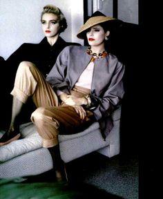 YSL - Rive Gauche 1985