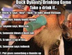 Duck dynasty by elizabeth
