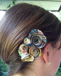 Bridal Comic Book Wedding Hair Comb - Comic Book Wedding Hair Clip - Comic Book Hair Comb - Wedding Hair Comb by glamMKE on Etsy https://www.etsy.com/listing/197304796/bridal-comic-book-wedding-hair-comb