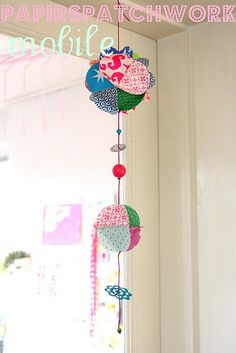 Paper patchwork - DIY...