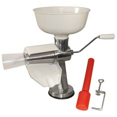 Special Offers - Roma Food Strainer and Sauce Maker for Fresh Fruits and Vegetables - In stock & Free Shipping. You can save more money! Check It (May 29 2016 at 01:33AM) >> http://foodprocessorusa.net/roma-food-strainer-and-sauce-maker-for-fresh-fruits-and-vegetables/