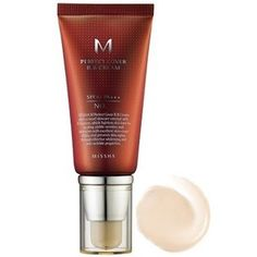 -Missha M Perfect Cover BB Cream