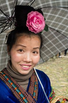 All sizes | Opper Langde village, Long Skirt Miao people | Flickr - Photo Sharing!