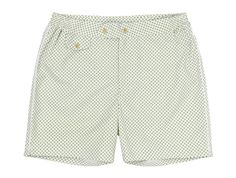 Chucs Dive & Mountain Shop Green Short Positano Swimming Shorts, £145  http://www.quintessentiallygifts.com/Chucs-Dive---Mountain-Shop-White---Green-Short-Positano-Swimshorts-1826/