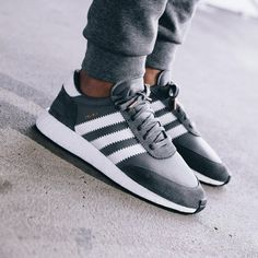 Adidas Iniki Runner Boost - Vista Grey - 2017 (by whodunelson)