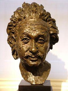 Jacob Epstein - Einstein