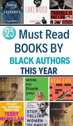 What's on your reading list this year? If you are looking for something to read, check out these 25 Must read Books by Black Authors coming out this year. Books By Black Authors, Black Books, Book Authors, Book Club Books, Book Lists, The Book, Big Books, Book Nerd, Best Books To Read