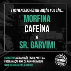 Sr.Garvim: Radio Graviola::::Residencia Fixa...