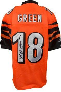 A.J. Green Signed Jersey - JSA #SportsMemorabilia #CincinnatiBengals