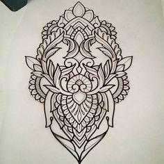 31 Mejores Imágenes De Diseños De Mandalas Awesome Tattoos