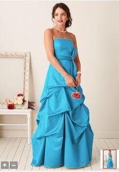 Malibu Bridesmaid Dresses....loveeee this color!