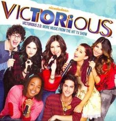 Victoria Justice - Victorious: Music From The Hit TV Show- Volume 2