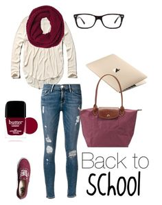 """""""back to school #1"""" by anna-s0phie on Polyvore"""