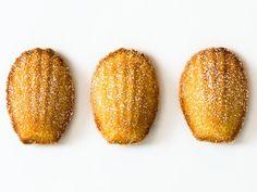 Vanilla Bean Madeleines from Serious Eats…