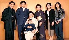 Matsu Takako is sister of actor Ichikawa Somegoro