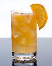 Zombie rum •1 ounce light rum •1 ounce dark rum •1 ounce 151-proof dark rum (optional) •1 ounce orange curacao liqueur •1/2 ounce lemon juice •1/2 ounce lime juice •1 1/2 ounces orange juice •1 1/2 ounces passion fruit puree (or syrup) •1/4 ounce grenadine •2 dashes Angostura bitters