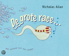 De grote race ... : het verhaal van een zaadje