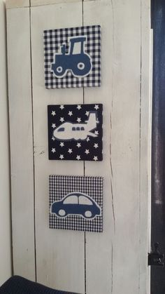 schilderijtjes babykamer