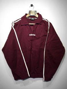 28485fe74ee2 Adidas Sweatshirt size Large Fits Oversized Adidas Jacket Outfit