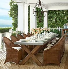 The perfect setting for a rehearsal dinner.