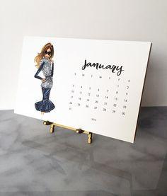 24 Best Diy Desk Calendar Images Desk Calendars Desk Pad Calendar
