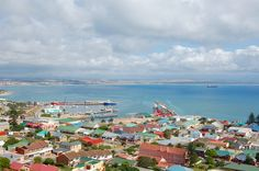 Port of Mossel Bay, South Africa