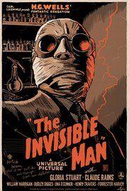 The Invisible Man - Görünmeyen adam
