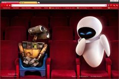 wall-e-cartoon-google-chrome-theme