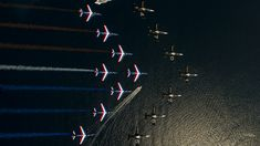 Flying Together, 2013, Airplane, Air Force, Plane, Aircraft, Airplanes