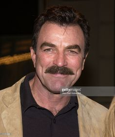 Actor/executive producer Tom Selleck during TNT's 'Monte Walsh' Premiere - Los Angeles at Warner Bros. Studios in Burbank, California, United States.