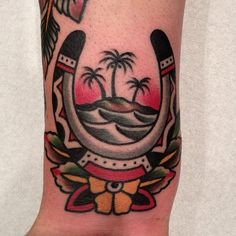 Paul Dobleman as featured on Swallows & Daggers. www.swallowsndaggers.net #tattoo #tattoos #nautical