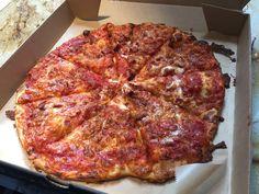 Vovito Bacon Pizza
