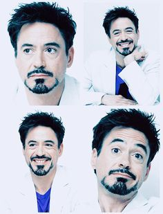 Robert Downey Jr. - Iron Man