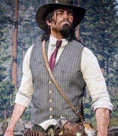 John Marston Elegant Suit recreation from @mrsarthurmorgan instagram Wild West Games, John Marston, Red Right Hand, Read Dead, Red Dead Redemption Ii, Rdr 2, Deadpool Wallpaper, Poses, Ghost Rider