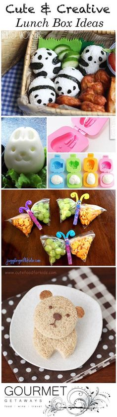 Fun Children's School Lunch Box Ideas - Back to school with a printable list of lunch box fillers.