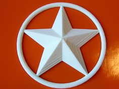 Texas Star by Geotek - Thingiverse