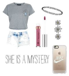 """""""Just do it"""" by ay0ava on Polyvore featuring New Look, Boohoo, Dorothy Perkins, Anastasia Beverly Hills and Casetify"""