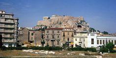 Η Αθήνα των 60s: Φωτο-βόλτα σε άλλες εποχές Β. Αμαλίας, '66 Old Greek, Athens Greece, Once Upon A Time, Mansions, House Styles, City, Photos, Mansion Houses, Pictures