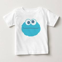 (Cookie Monster Baby Big Face Baby T-Shirt) #BlueMonsterSesameSt #BlueMonsterSesameStreet #Children #Elmo #ElmoHead #ElmoPixel #ElmoSesameSt #ElmoSesameStreet #Kids #Monster #MonsterHead #MonsterSesameStreet #Muppets #Pixel #SeasameSt #SeasameStreet #Sesame #SesameSt #SesameStreet #SesameStreetCharacters #TvShow is available on Famous Characters Store   http://ift.tt/2d3mBpU