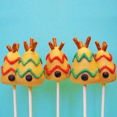 Tipi Cake Pop (SweetWhimsyShop) Etsy