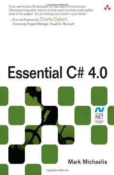 2 Kitap 35 TL  Essential C# 4.0 (3rd Edition) (Microsoft Windows Development Series) by Mark Michaelis