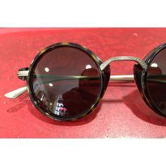 Masunaga x Kenzo Takada - Mokko   lunettes de la semaine   l élégance à la  japonaise   sunglasses round 9ab13b6ea069