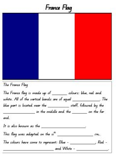 France Unit Study - Teacher's Marketplace, the online marketplace for teachers, by teachers, with original educational digital resources, lesson plans, worksheet, printables and more! Montessori Education, Homeschool Kindergarten, Homeschooling, High School Spanish, French School, French Teacher, Teaching French, Culture Day, World Thinking Day