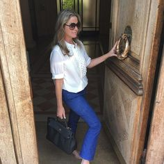 Au Revoir Paris until next time. Paris Outfits, Silk Crepe, French Fashion, Style Icons, Celebrity Style, Fashion Tips, Fashion Trends, Aerin Lauder, Street Style
